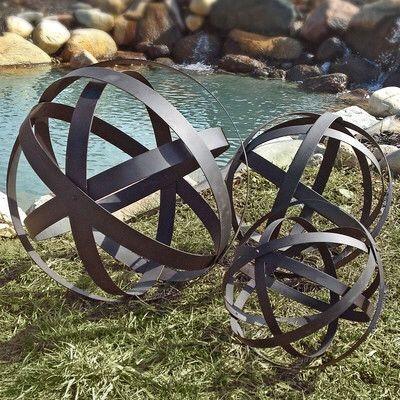 Inspiring Outdoor Metal Design Ideas For Garden Art You Must Try37