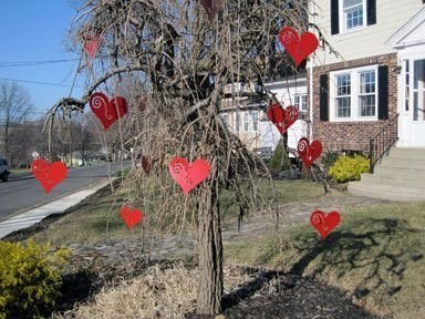 Latest Garden Design Ideas With The Concept Of Valentines Day08