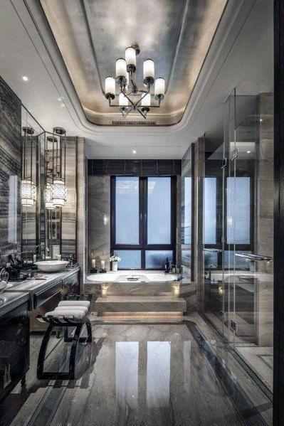 Marvelous Master Bathroom Ideas For Home19