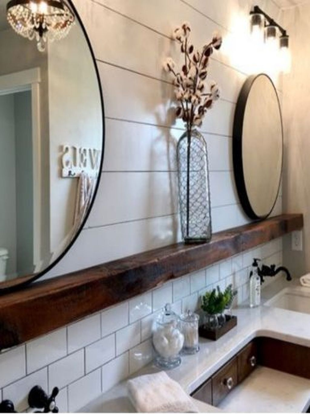 Marvelous Master Bathroom Ideas For Home32