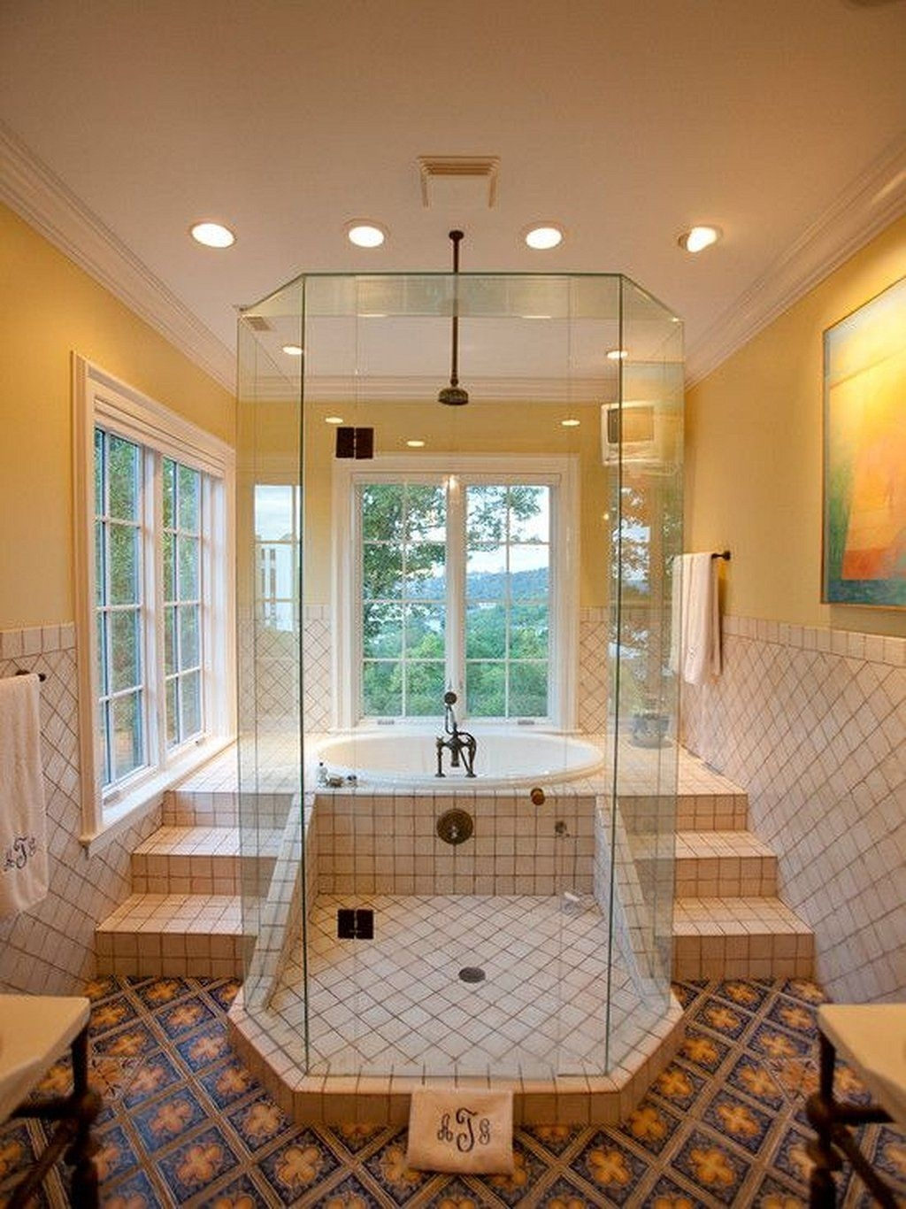 Marvelous Master Bathroom Ideas For Home41