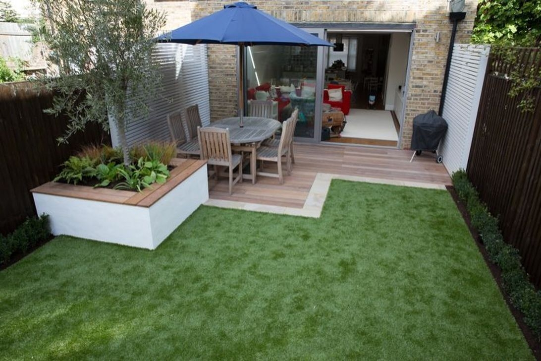 Modern Small Garden Design Ideas That Is Still Beautiful To See15