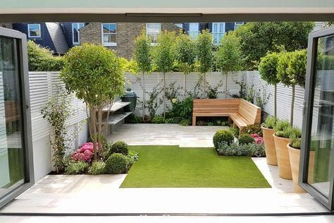 Modern Small Garden Design Ideas That Is Still Beautiful To See18