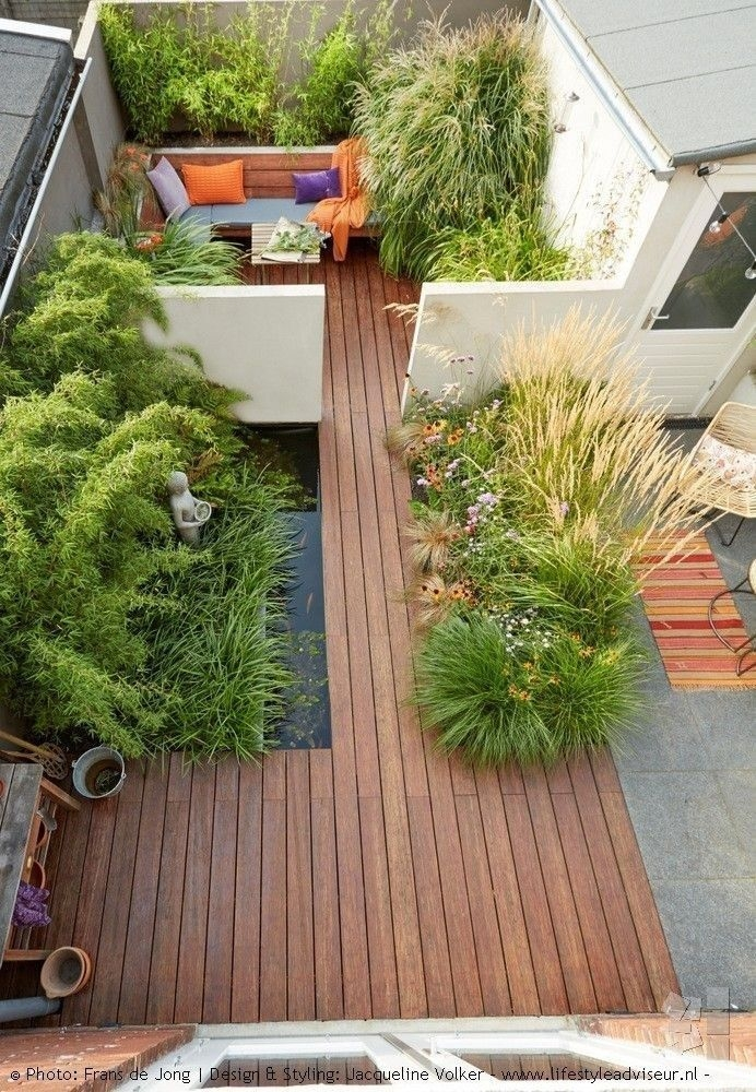 Modern Small Garden Design Ideas That Is Still Beautiful To See30