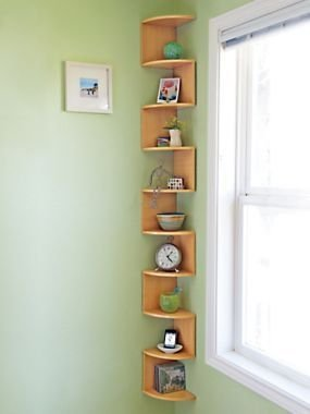Newest Corner Shelves Design Ideas For Home Decor Looks Beautiful07