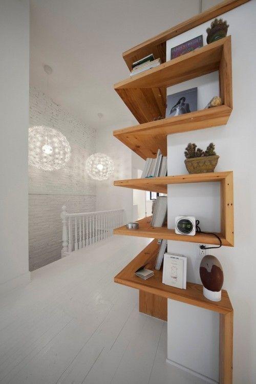 Newest Corner Shelves Design Ideas For Home Decor Looks Beautiful25