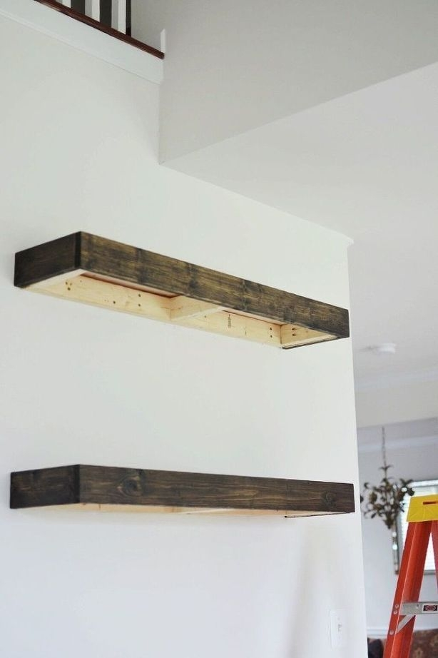 Newest Corner Shelves Design Ideas For Home Decor Looks Beautiful33