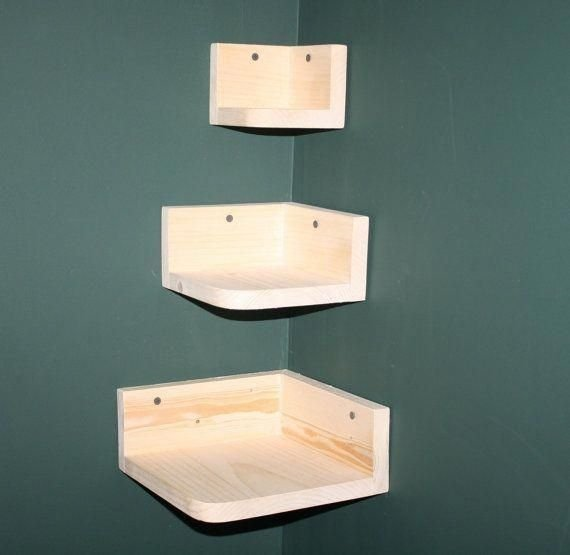 Newest Corner Shelves Design Ideas For Home Decor Looks Beautiful36