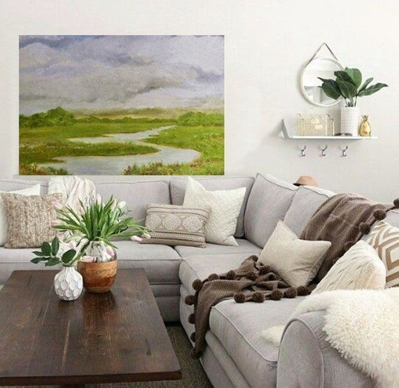 Pretty Artistic Living Room Design Ideas To Try Asap18