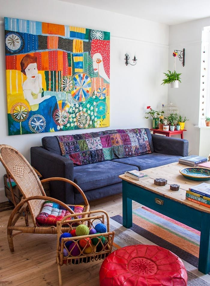 Pretty Artistic Living Room Design Ideas To Try Asap19