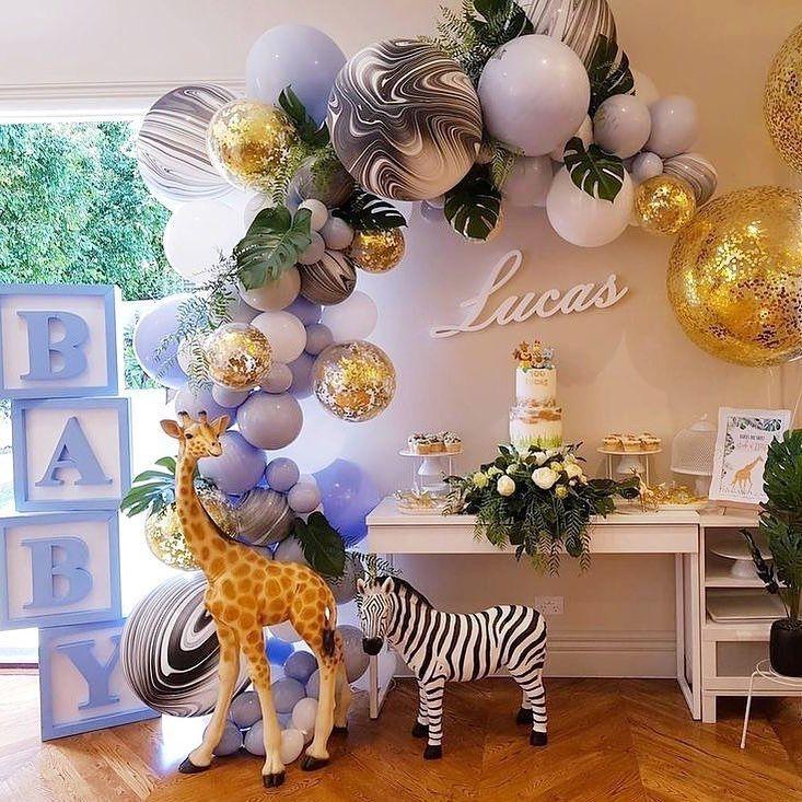 Stylish Baby Shower Ideas For Boys That Looks Elegant38
