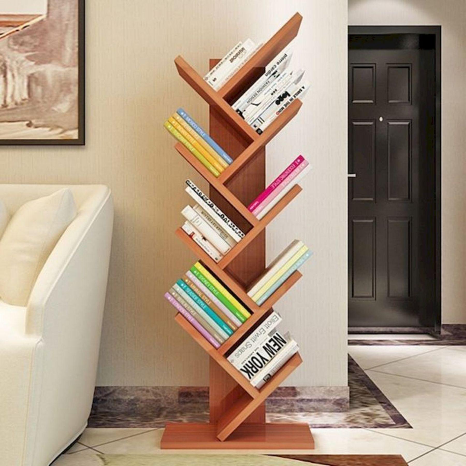 Trendy Bookshelf Designs Ideas Are Popular This Year11