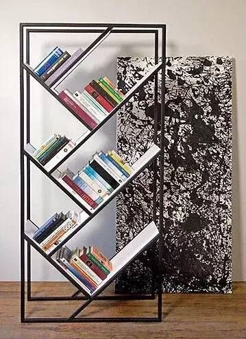 Trendy Bookshelf Designs Ideas Are Popular This Year22