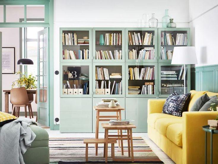Trendy Bookshelf Designs Ideas Are Popular This Year24