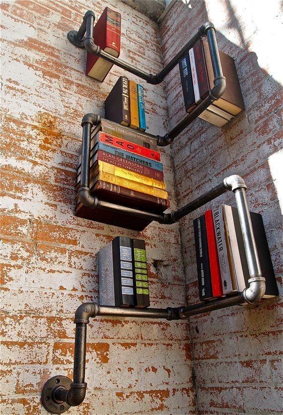 Trendy Bookshelf Designs Ideas Are Popular This Year25