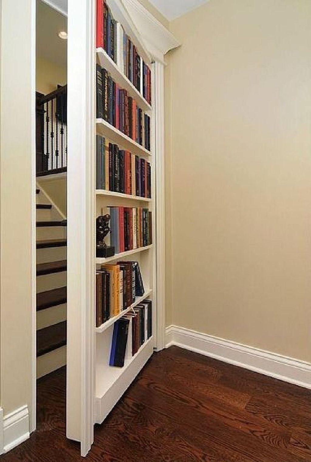 Trendy Bookshelf Designs Ideas Are Popular This Year33