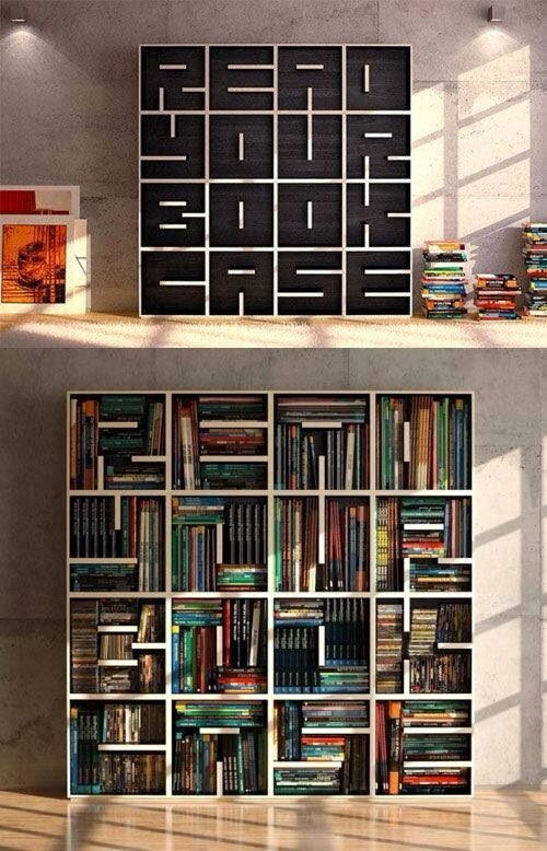 Trendy Bookshelf Designs Ideas Are Popular This Year38