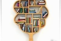 Trendy Bookshelf Designs Ideas Are Popular This Year46