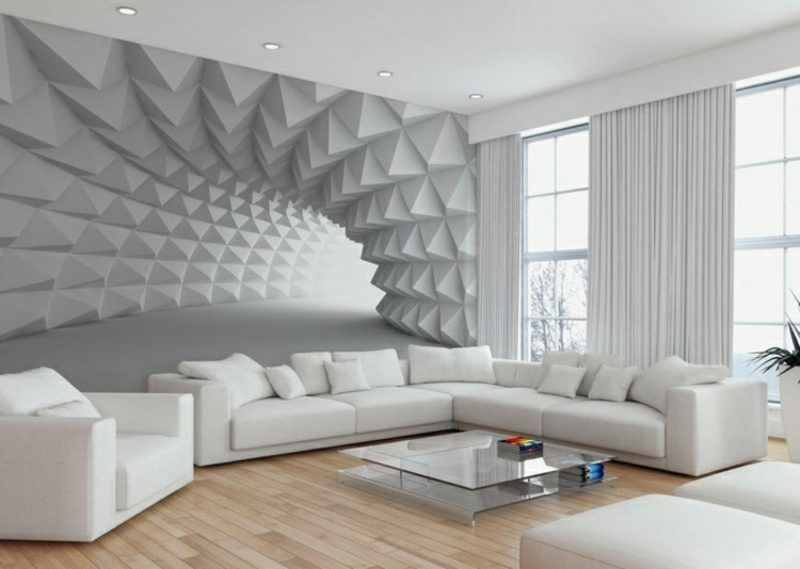 Adorable Pattern Design Ideas For Your Room13