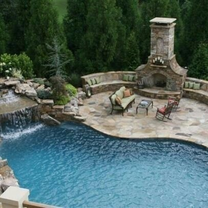 Affordable Small Swimming Pools Design Ideas That Looks Elegant39