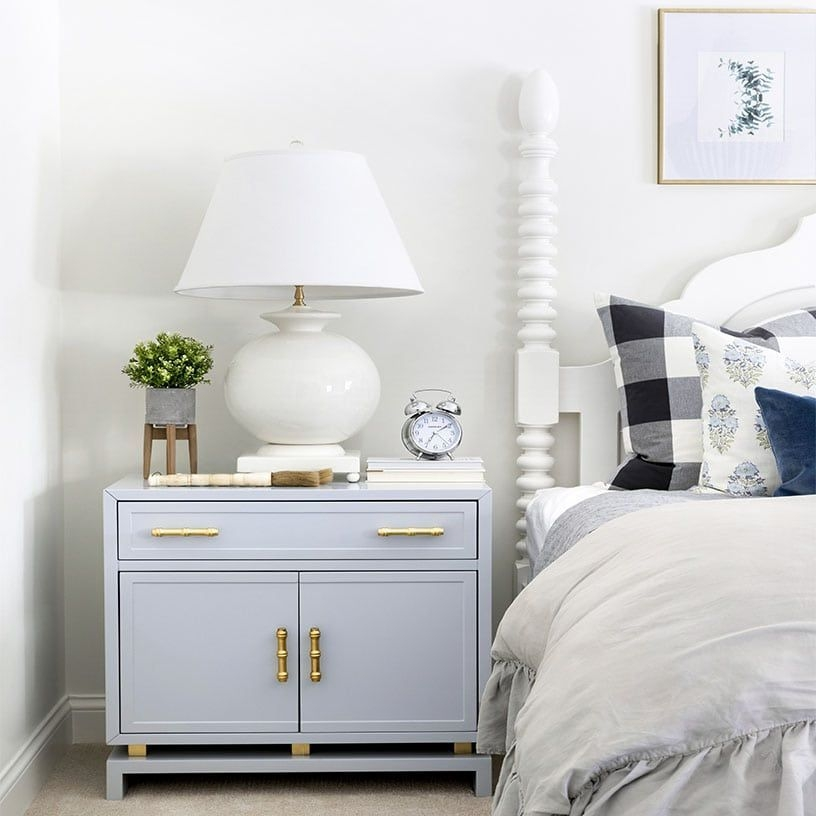 Alluring Nightstand Designs Ideas For Your Bedroom07