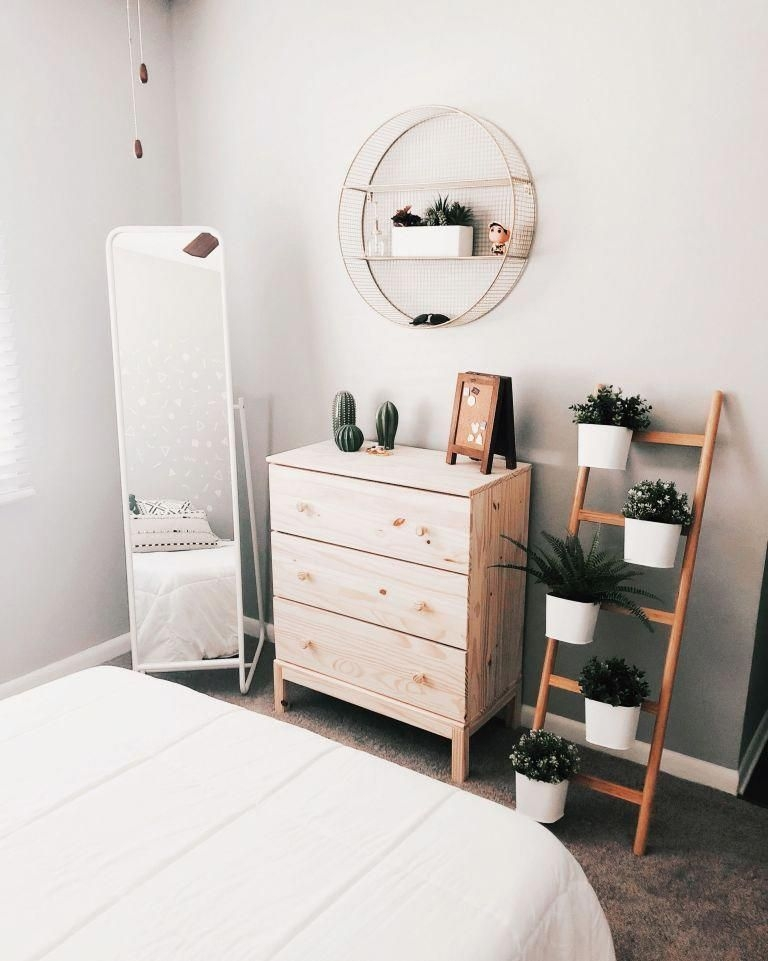 Alluring Nightstand Designs Ideas For Your Bedroom14