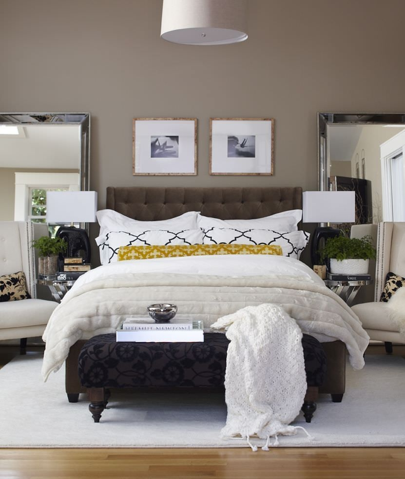 Alluring Nightstand Designs Ideas For Your Bedroom32