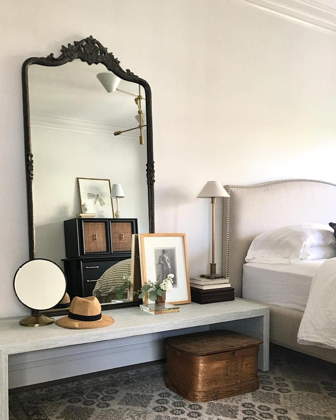 Alluring Nightstand Designs Ideas For Your Bedroom35
