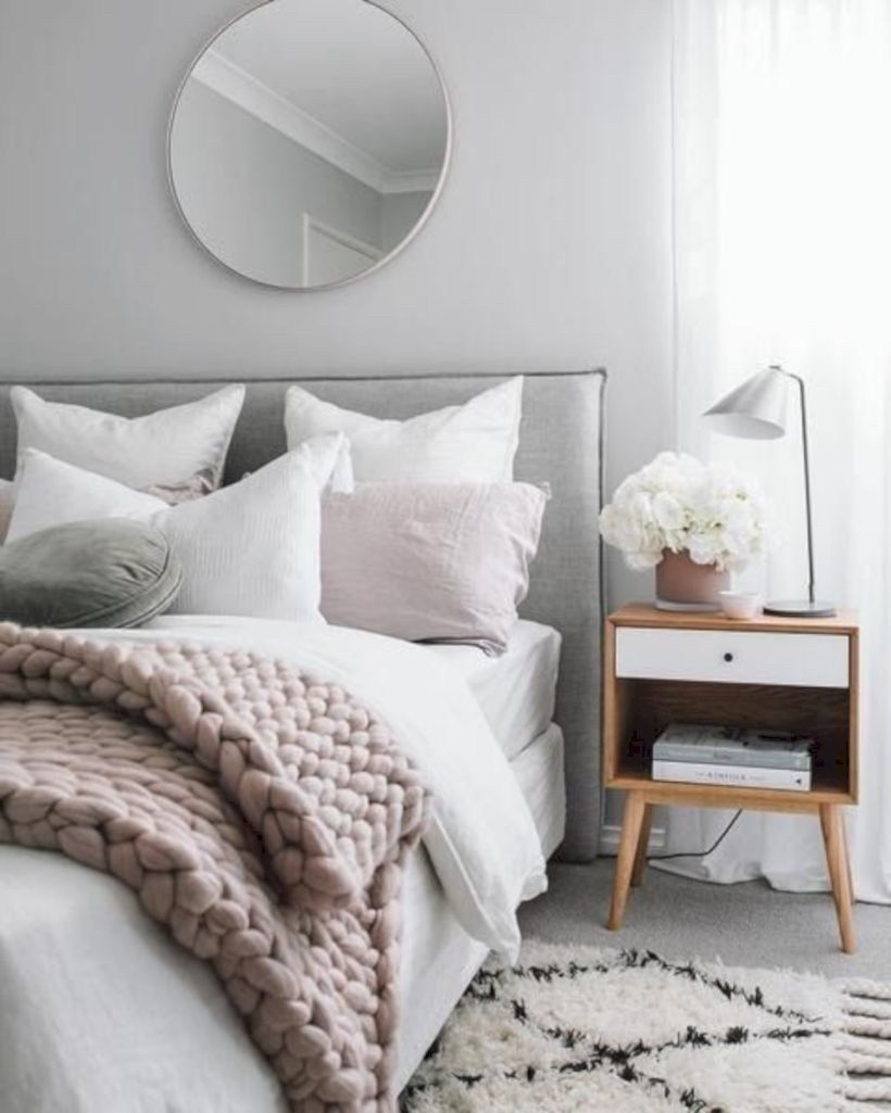 Alluring Nightstand Designs Ideas For Your Bedroom40