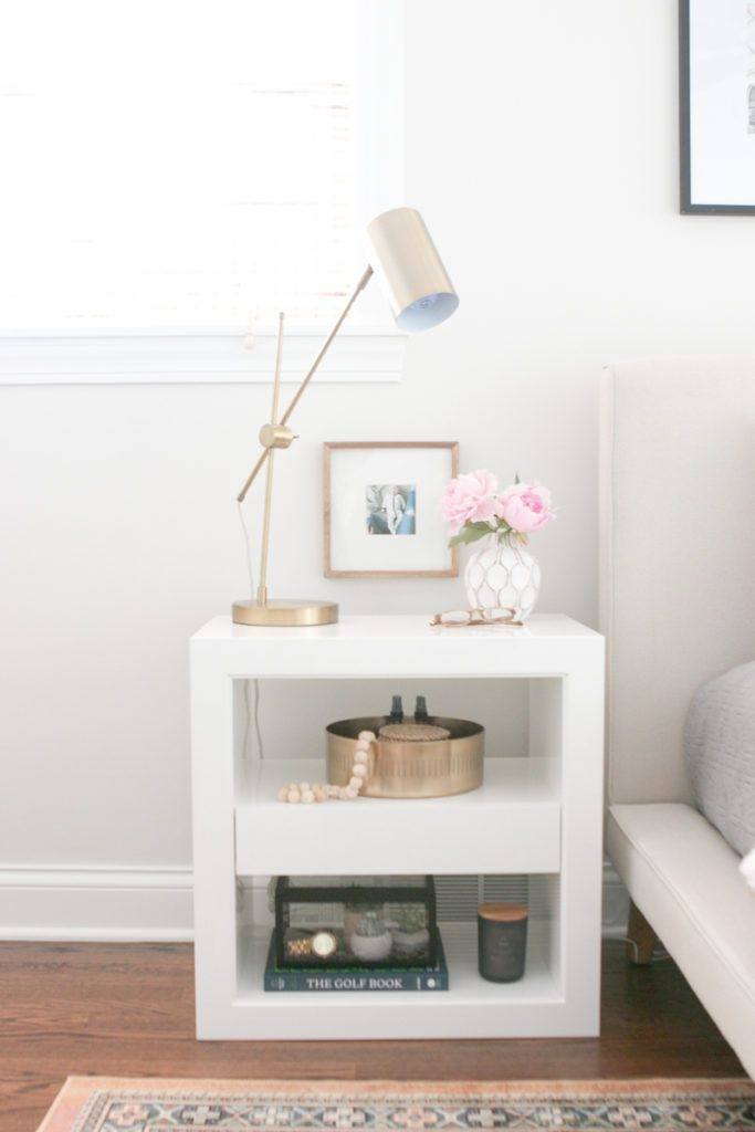 Alluring Nightstand Designs Ideas For Your Bedroom45