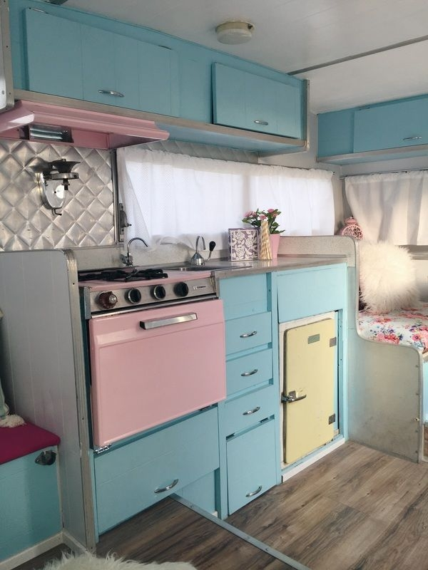 Awesome Rv Design Ideas That Looks Cool17