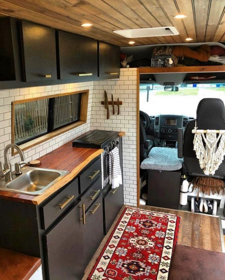 Awesome Rv Design Ideas That Looks Cool19