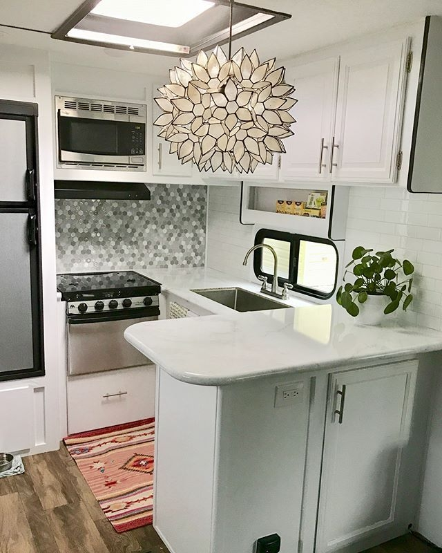 Awesome Rv Design Ideas That Looks Cool30