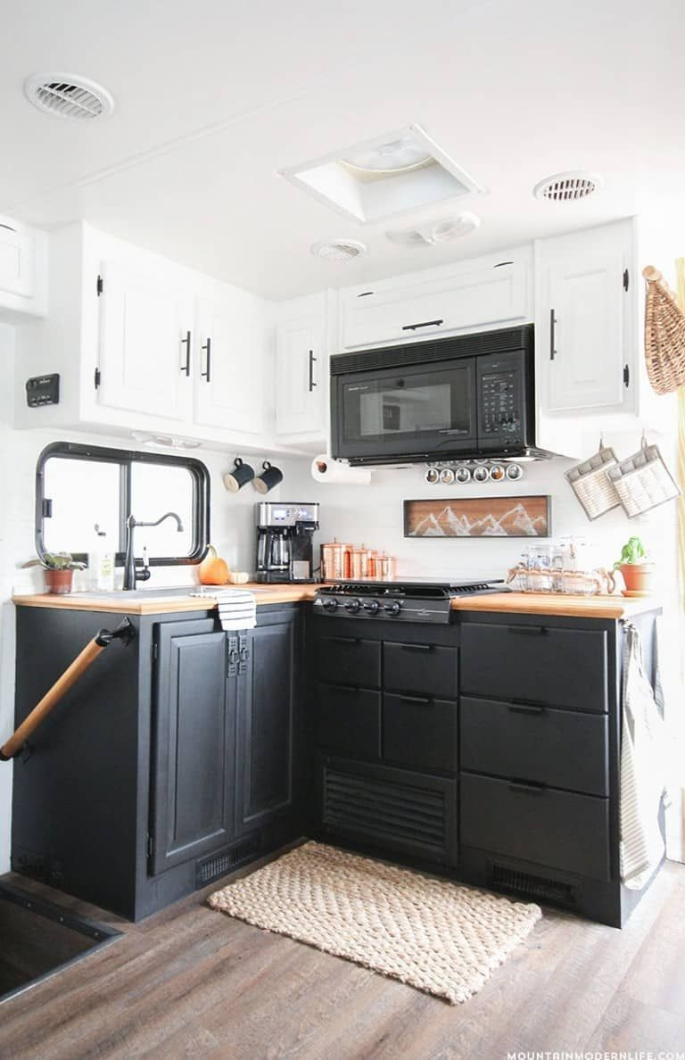 Awesome Rv Design Ideas That Looks Cool33