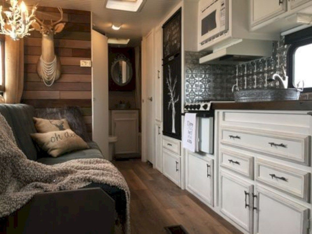 Awesome Rv Design Ideas That Looks Cool34