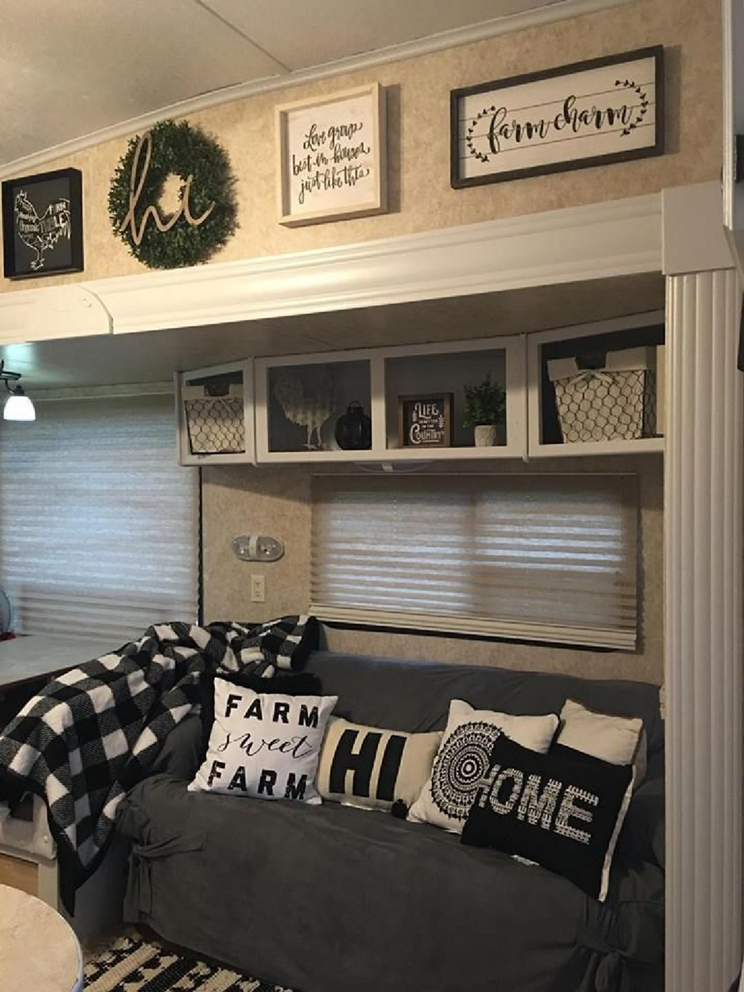 Awesome Rv Design Ideas That Looks Cool35