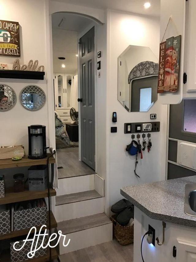 Awesome Rv Design Ideas That Looks Cool36