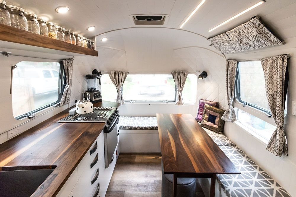 Awesome Rv Design Ideas That Looks Cool46