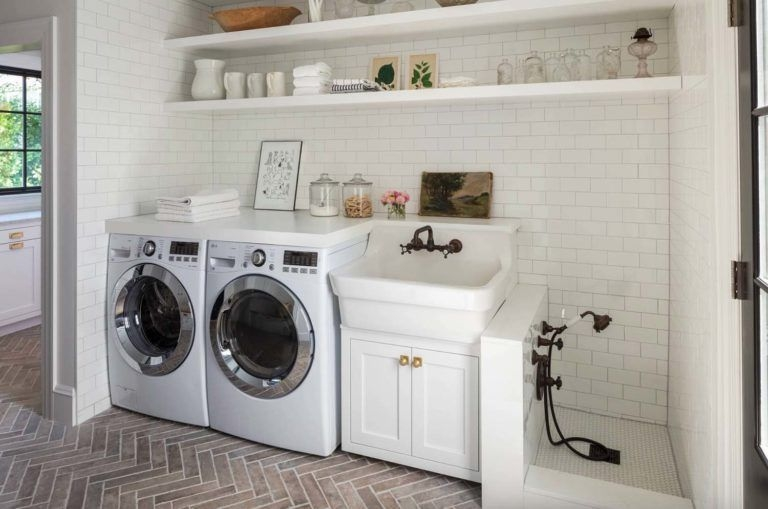 Best Laundry Room Design Ideas To Try This Season06