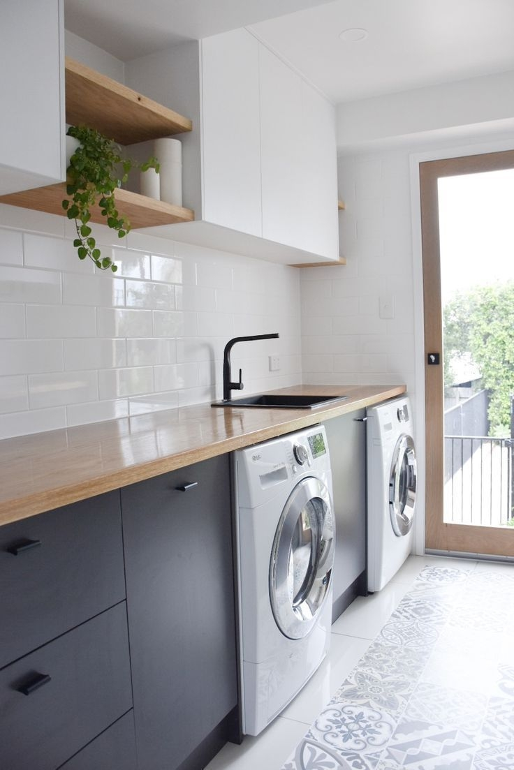 Best Laundry Room Design Ideas To Try This Season19