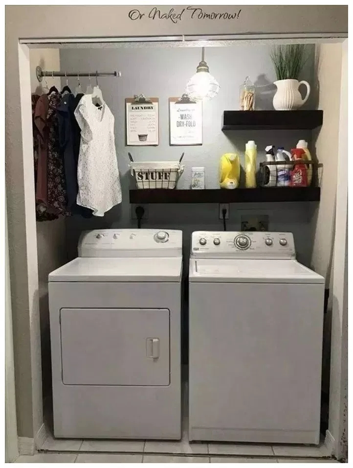 Best Laundry Room Design Ideas To Try This Season21