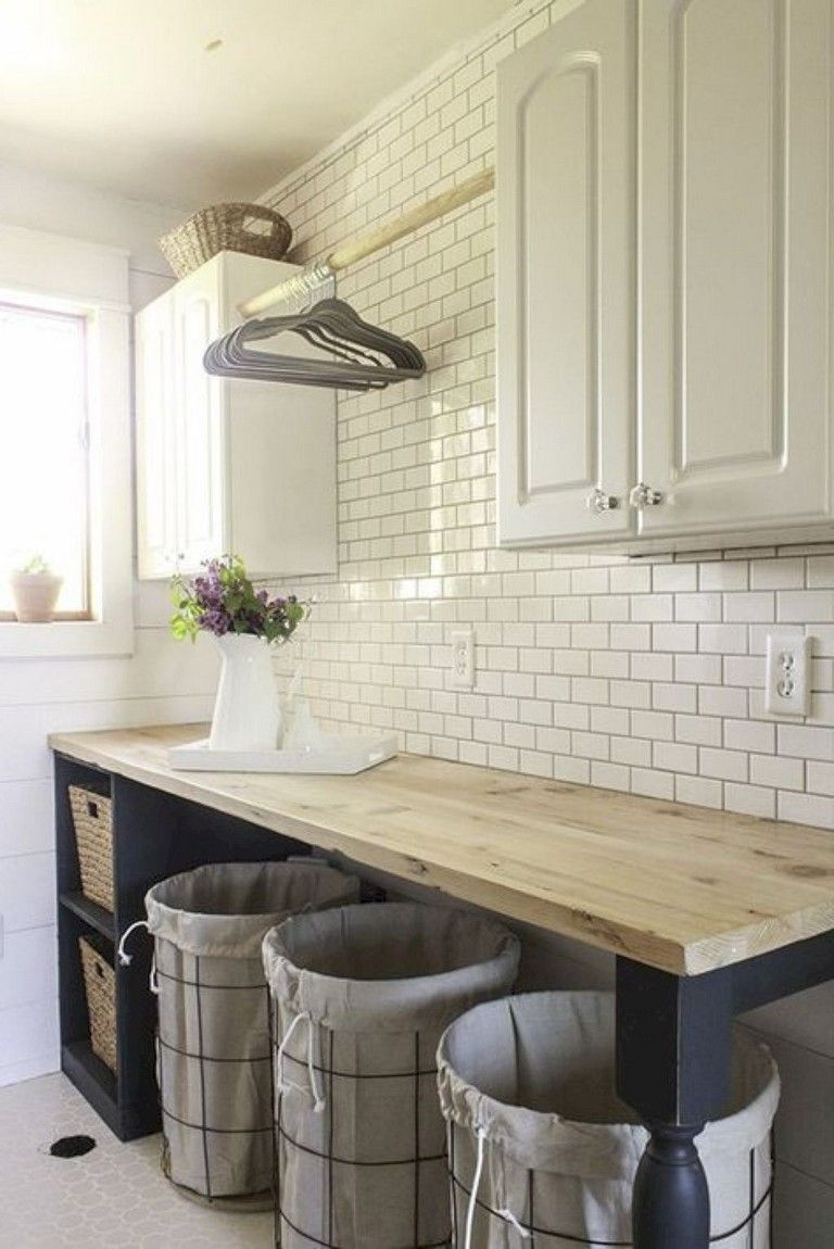 Best Laundry Room Design Ideas To Try This Season23
