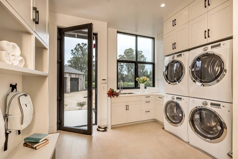 Best Laundry Room Design Ideas To Try This Season28