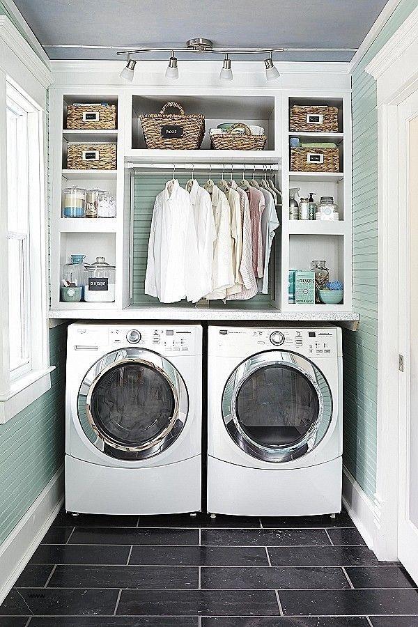 Best Laundry Room Design Ideas To Try This Season37