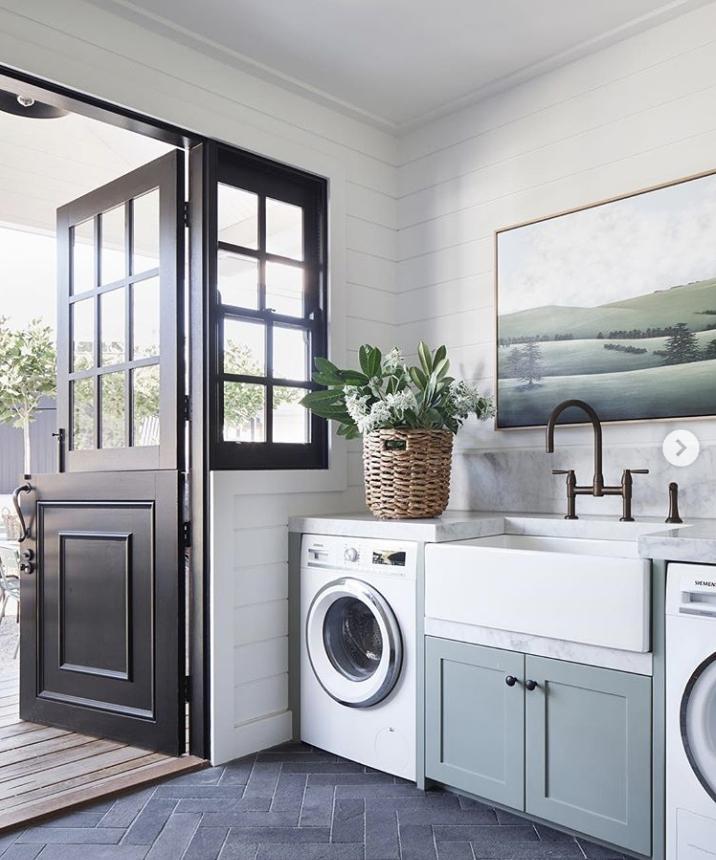 Best Laundry Room Design Ideas To Try This Season38