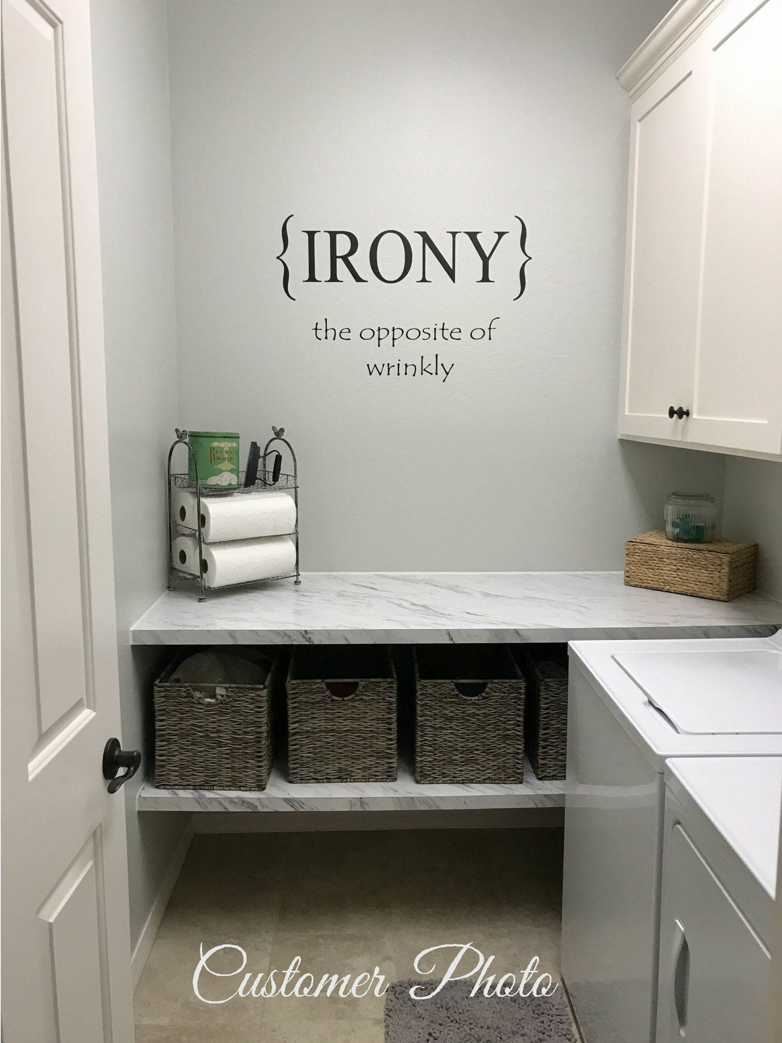 Best Laundry Room Design Ideas To Try This Season42