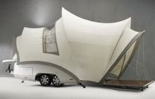 Best Tvan Camper Hybrid Trailer Gallery Ideas13