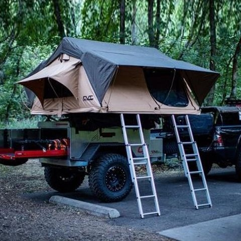 Best Tvan Camper Hybrid Trailer Gallery Ideas15