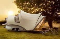 Best Tvan Camper Hybrid Trailer Gallery Ideas21