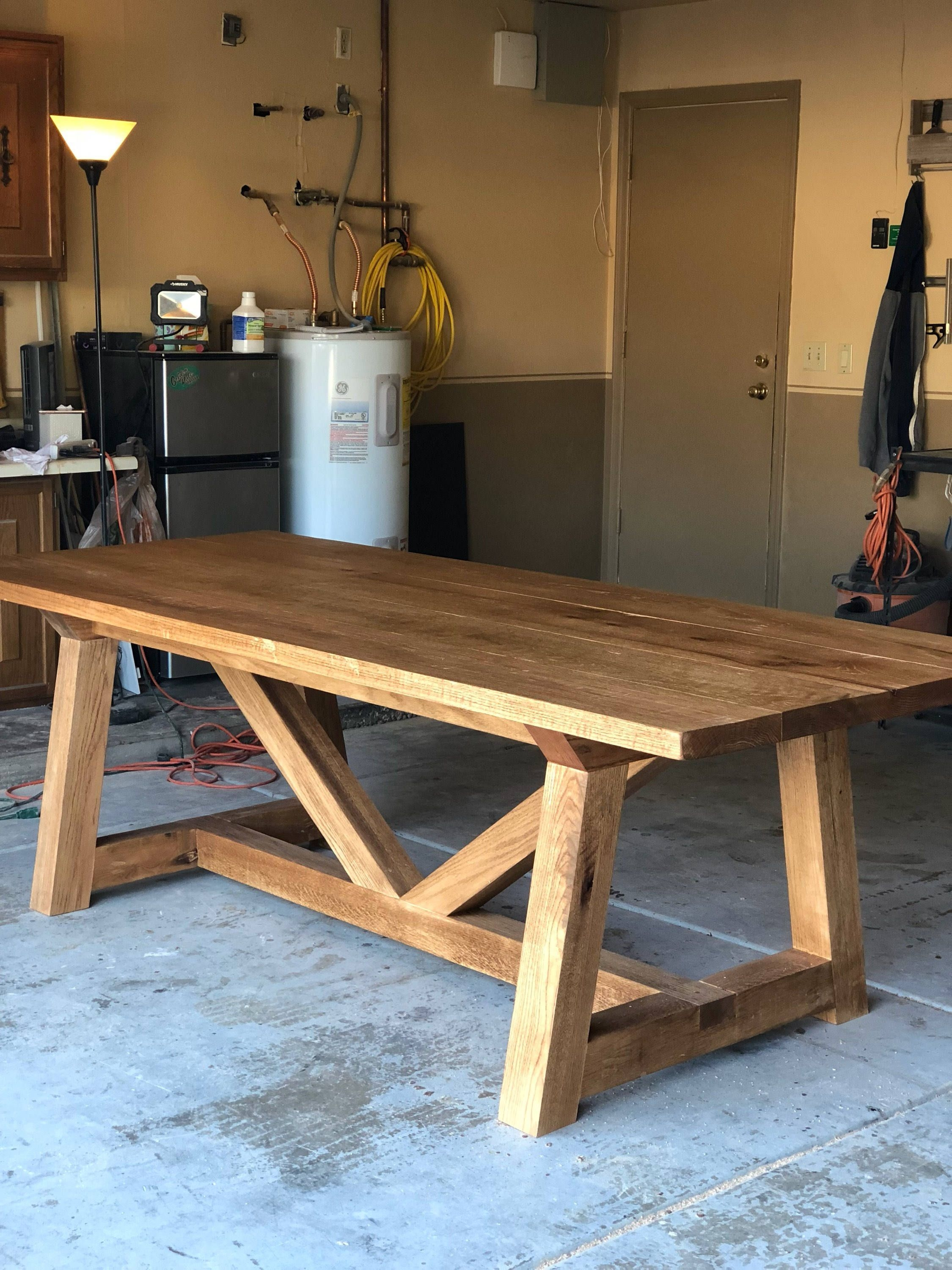 Charming Diy Wooden Dining Table Design Ideas For You07